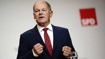 Grundsätze seiner Politik: Olaf Scholz nimmt Kurs aufs Kanzleramt – so will er dort ankommen