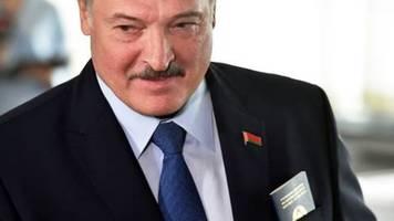 Lukaschenko bezeichnet Demonstranten als vom Ausland ferngesteuerte Schafe