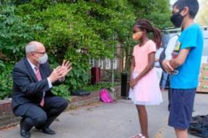 Start des neuen Schuljahres: Corona an Hamburger Schulen: Bislang 23 Kinder infiziert