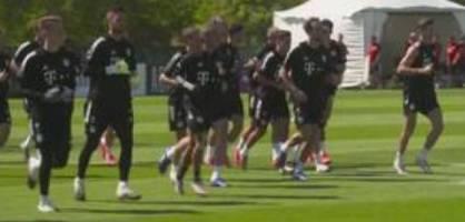 So bereitet sich Bayern auf die Finalrunde vor