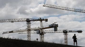 Industrie: Baubranche in Deutschland setzt weniger um – Kein eindeutiger Corona-Einfluss