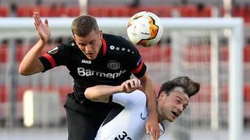 Europa-League-Endrunde - Sven Bender fällt kurzfristig aus: Drei Wechsel bei Bayer