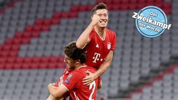 FC Bayern München: Ist Robert Lewandowski der beste Spieler der Welt?