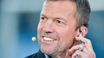 Vor Spiel gegen Barca: Matthäus glaubt an Bayern im Champions-League-Finale