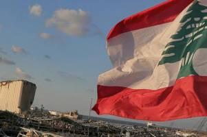 Nach verheerender Explosion: Die Regierung im Libanon löst sich auf