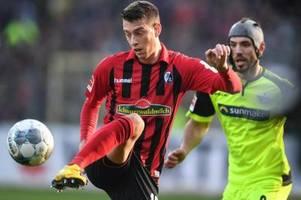 Zukunft von Haberer beim SC Freiburg offen