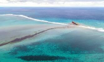 Das schlimmste ökoligische Desaster, das Mauritius je gesehen hat