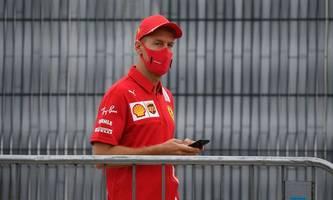 Vettel über Ferrari: Kann nicht mehr schlimmer werden