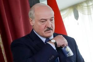 """Wahl-Eklat und Gewalt in Weißrussland: Lukaschenko beschuldigt """"Ausland"""" - Erster Toter bei Protesten"""