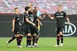 Europa League, Viertelfinale - Kracher gegen Mailand! Leverkusen kämpft gegen Inter ums Halbfinale