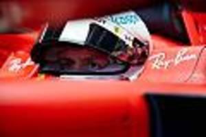 """Formel 1 - Vettel nach Silverstone-Rennen am Tiefpunkt: """"Kann nicht viel schlimmer werden"""""""