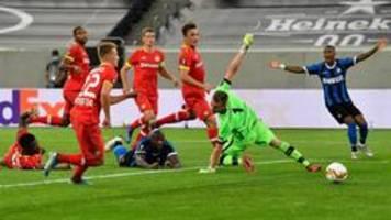 Europa League: Leverkusen scheidet gegen Mailand aus