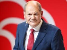Bundestagswahl 2021: Scholz verteidigt frühe Nominierung als SPD-Kanzlerkandidat