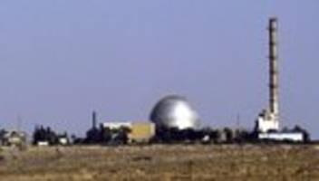 atomwaffen: wir dürfen bei der rüstungskontrolle nicht nachlassen