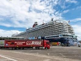 chefin von tui cruises: wirtschaftlichkeit steht nicht an erster stelle