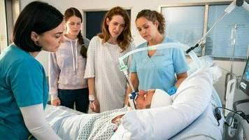 nachtschwestern: neue staffel der medical-serie liegt auf eis