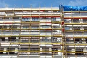 amt für statistik : trotz des mietendeckels: wohnungsbau in berlin zieht an