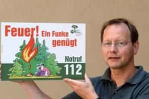 Brände: Polizeieinsätze an Badeseen: Unvorsicht bei Waldbrandgefahr