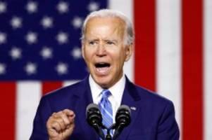 US-Wahl 2020: USA: Joe Biden nominiert Kamala Harris als Vize-Kandidatin