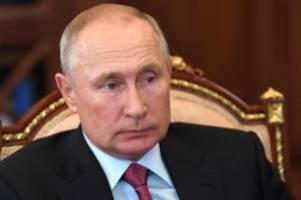 Weltweit erster Impfstoff: Putin: Corona-Impfstoff in Russland zugelassen