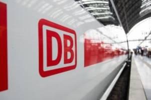 Verkehr: Bahnstrecke Hamburg-Berlin nach Blitzeinschlag wieder frei