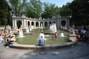 Wetter in Berlin: Hitze in Berlin und Brandenburg: Es bleibt heiß!