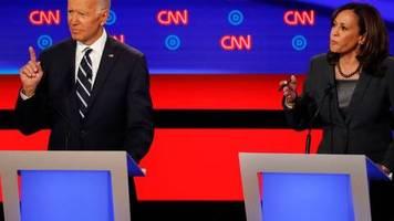 Bekanntgabe der Nominierung: Biden entscheidet sich für Kamala Harris als Vize-Kandidatin