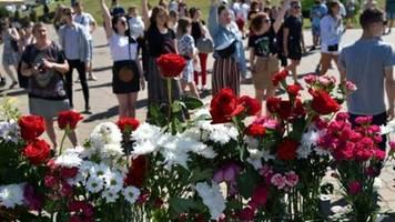 EU droht Führung in Belarus nach umstrittener Wahl mit Sanktionen