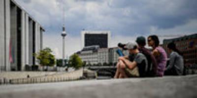 Tourismus-Rückgang wegen Corona: Berlin ist wieder arm, aber sexy