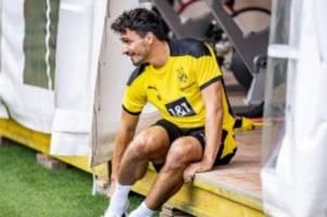 Borussia Dortmund: BVB-Abwehrchef Hummels begrüßt Verbleib von Sancho