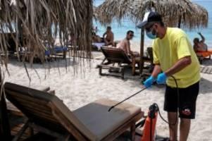 Corona-Regeln: Urlaub in Griechenland: Regierung verschärft Maßnahmen