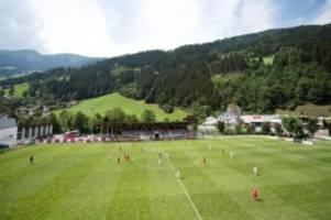 fußball: zuschauer bei werder-testspielen in Österreich erlaubt