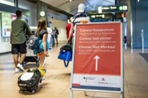 Hamburg: Corona: 18 Personen einer Harburger Großfamilie infiziert