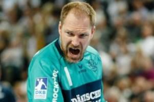 Handball: Andersson bleibt Torwarttrainer der Kieler Handballer