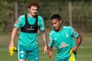 Fußball: Schon lange im Visier: Werder Bremen froh über Agu-Transfer