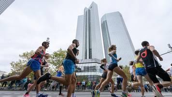 Coronavirus-Pandemie: Frankfurt-Marathon Ende Oktober abgesagt