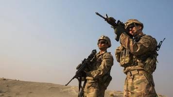 usa: donald trump fährt afghanistan-einsatz weiter herunter