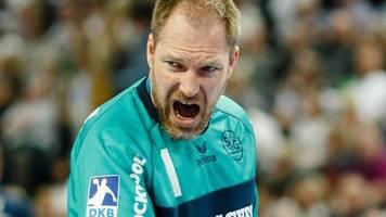 Andersson bleibt Torwarttrainer der Kieler Handballer