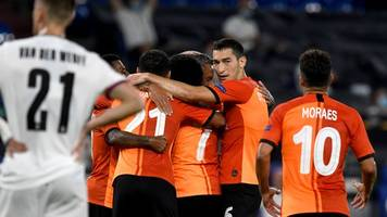 Europa League: Donezk und Sevilla stehen im Halbfinale in NRW