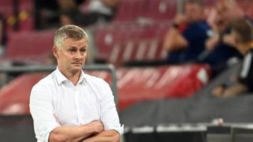 man-united-coach solskjaer über sancho: kein kommentar