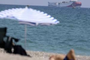 streit um erdgas: türkisches säbelrasseln im mittelmeer