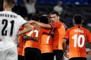 Donezk und Sevilla stehen im Halbfinale in NRW