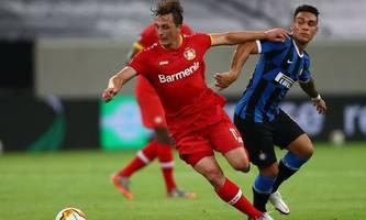 Europa League: Inter und United stürmen ins Halbfinale