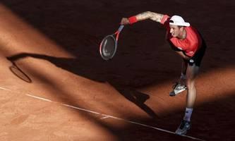 tennis in new york: wer erwischt wird, kann gleich heimfliegen [premium]