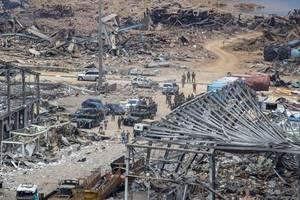 explosion in beirut: schockierende details nach regierungs-rücktritt - warn-brief aufgetaucht