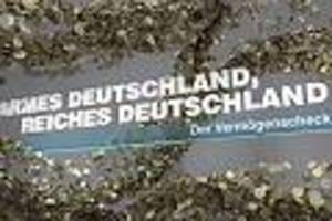 """TV-Kolumne """"ZDFzeit – armes Deutschland, reiches Deutschland"""" - Doku alarmiert: Vermögensaufbau wird immer aussichtsloser - Schere geht weiter auseinander"""