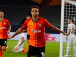 Europa League: Donezk zieht mühelos ins Halbfinale ein - Sevilla trifft spät