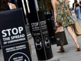 Corona-Krise: Britische Wirtschaft bricht um mehr als 20 Prozent ein