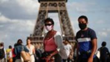 Corona weltweit: Höchste Zahl an Neuinfektionen seit Ende des Lockdowns in Frankreich