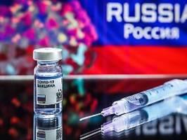 Trump lobt eigene Fortschritte: Russlands Impfstoff lockt Interessenten